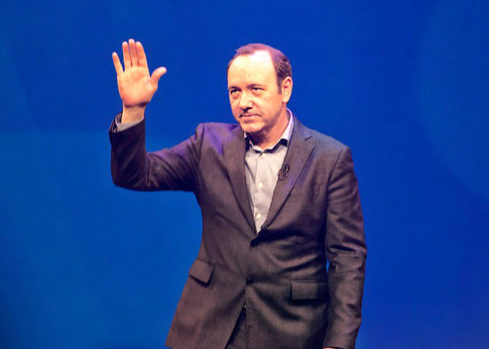 Kevin Spacey/CC Flickr Paul Hudson