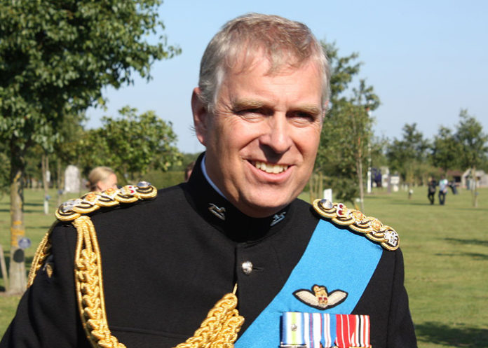 Prince Andrew/Wikimedia Commons