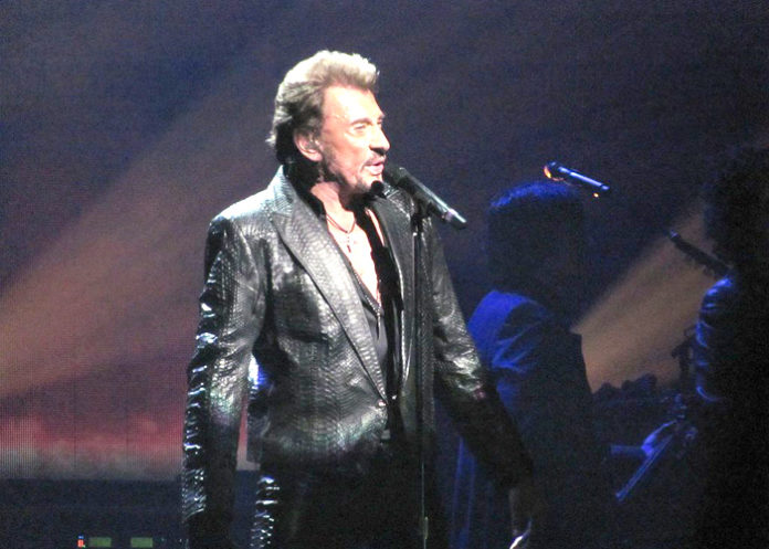 Johnny Hallyday/Flickr