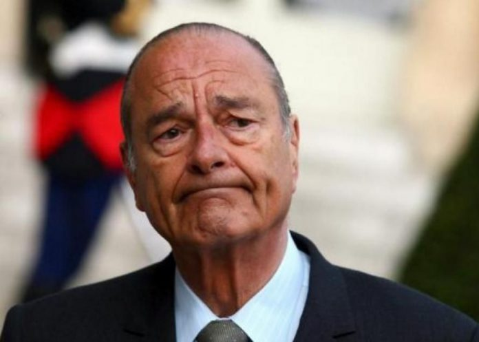 Jacques Chirac/Twitter