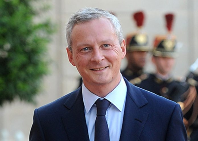Bruno Le Maire/Photo Officielle