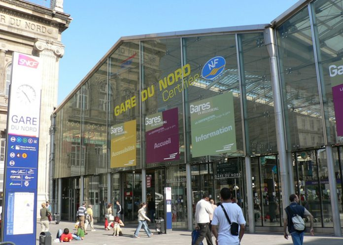 Gare du Nord/Wikimedia Commons