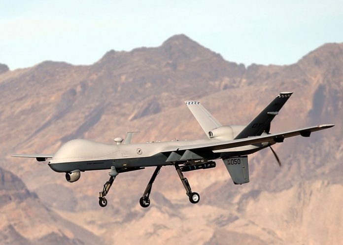 Drone Reaper/US Army