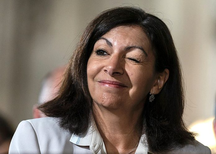 Anne Hidalgo Photo: Twitter
