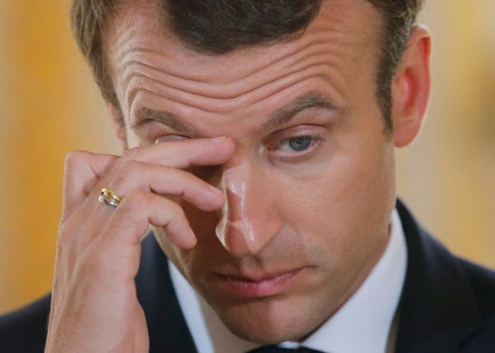Emmanuel Macron Photo: Wikimedia Commons