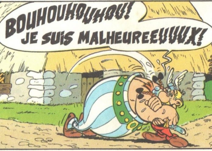 Image d'illustration / Uderzo / DR