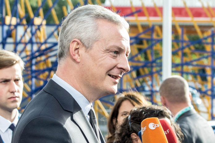 Bruno Le Maire / Photo: Wikimedia Commons