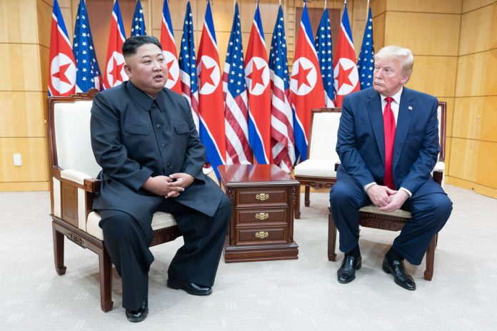 Donald Trump avec Kim Jong Un / Photo: Wikimedia Commons