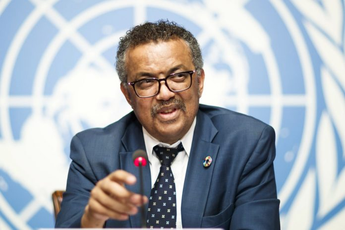 Tedros Adhanom Ghebreyesus / Photo: DR
