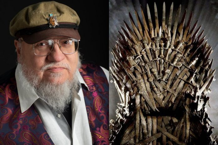 George R.R. Martin / Photo: DR