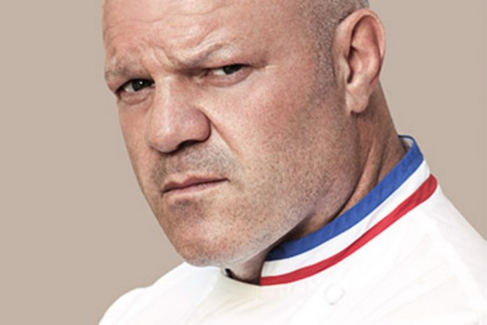 Le chef Philippe Etchebest/Wikimedia commons