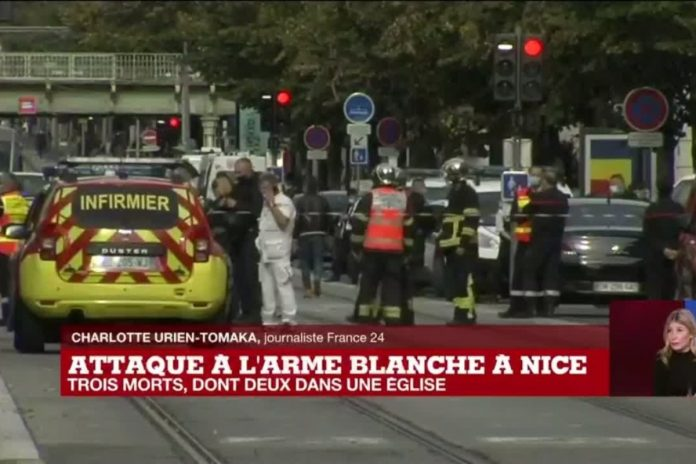 Attentat de Nice / Photo: Capture d'écran