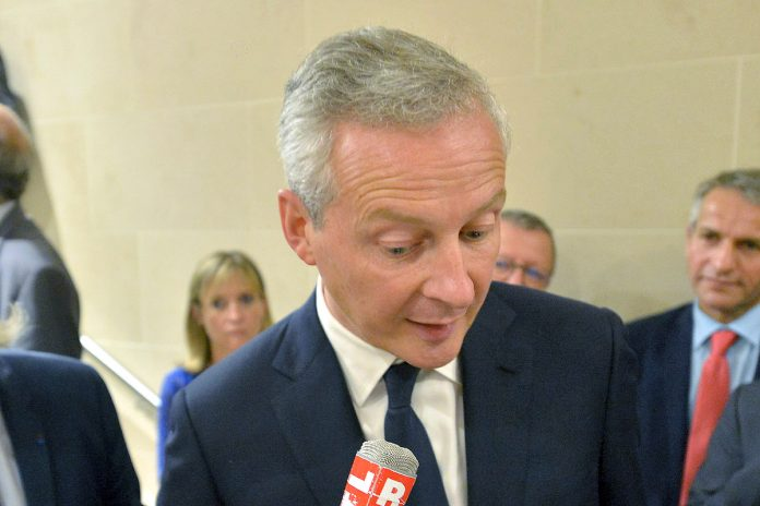 Bruno Le Maire / Photo: Flickr